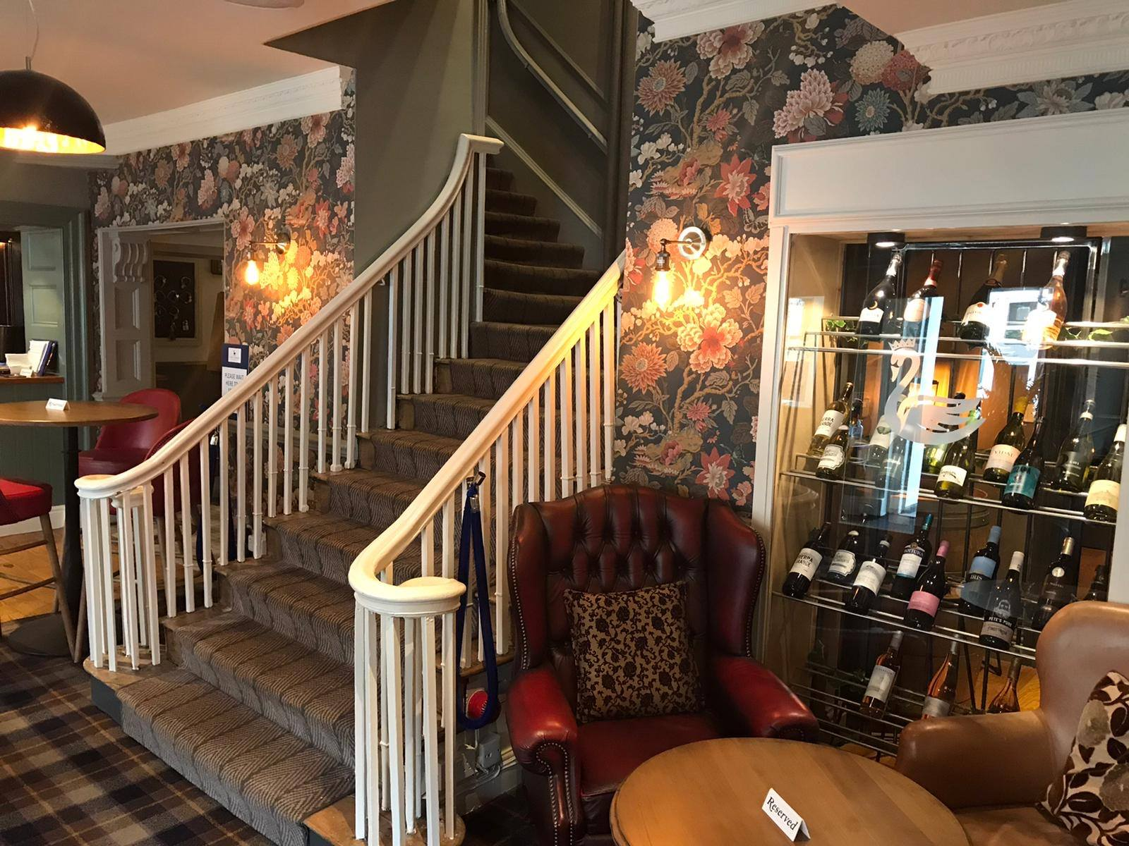 Cheshire's best pubs - The Swan at Tarporley